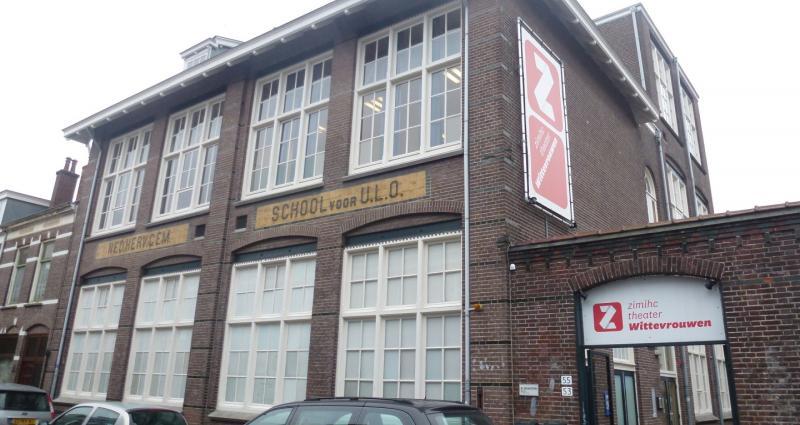 Bouwstraat Utrecht